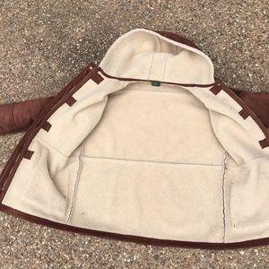 Lauren Ralph Lauren Jackets & Coats - Lauren RL faux sheepskin coat